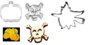 Set Halloween biscotti creativi