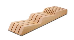 Portacoltelli legno 7 posizioni