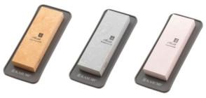Set Japan Professional Stones: 3 Stones Grain 400 – 1200 – 2000 Kasumi