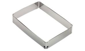 Frame - Baking-tin rectangular adaptable