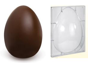 Stampo in policarbonato Uovo di Cioccolato 1500 gr.