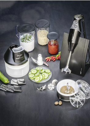 Bamix Superbox Black: Superbox XL mixer blender by Bamix