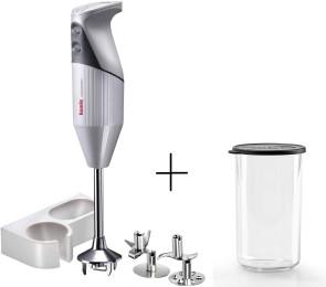Gastro 200: Mixer Frullatore versione professionale di Bamix + Bicchiere 400 ml.