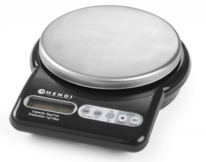 Digital Scale with timer gradation 1 gr. to 5 Kg.