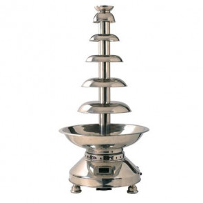 Royal chocolate fountain by Martellato Professional