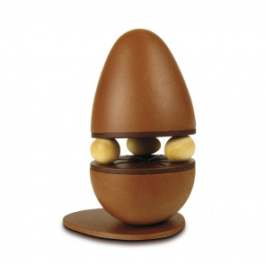 Kit 2 thermoformed molds Egg Deck KT51 by Pavoni Professional