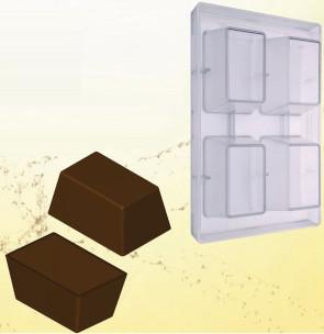 Stampo policarbonato lingotto