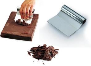 Raschietto cioccolato