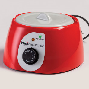 Mini Meltinchoc Red: chocolate melter by Martellato Professional