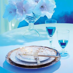 Rosenthal Heritage Midas 3-plate set at the table