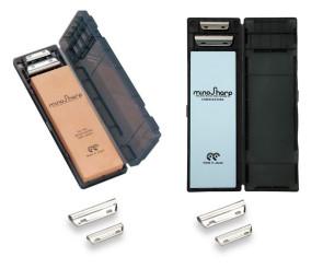 Global Minosharp Professional Stones kit 220-1000-6000