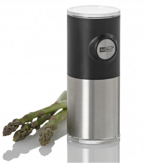 Magnetic Pepper-Salt Mill Black PEPNETIC
