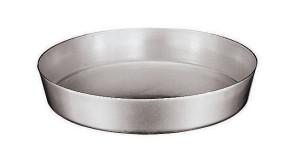 Aluminium round pie pan