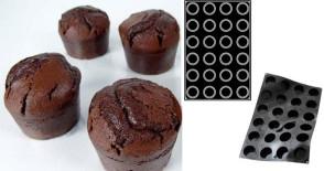 Stampo professionale in Silicone Muffin