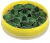 Set of 15 decorating cutters Mixed