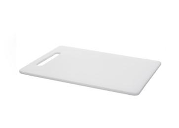 Tagliere rettangolare Bianco in Polietilene