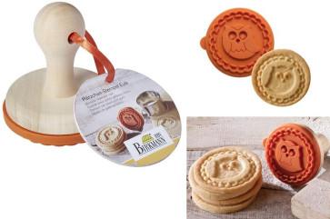 Stampino Timbro-biscotti Civetta