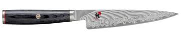 Couteau Damas 49 couches Shotoh lame cm. 11 Miyabi Série 5000 FCD