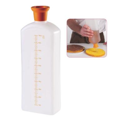 Flacone graduato per bagne 1 litro