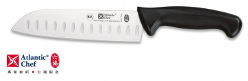 Couteau Santoku lame cm. 19 Efficient Series de Atlantic Chef