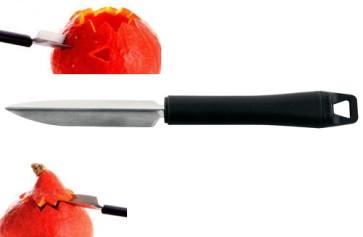 Instrument de gravure pour décoration des fruits en V