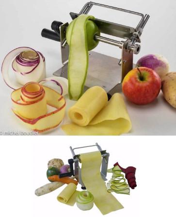 Taglia lasagne di verdure
