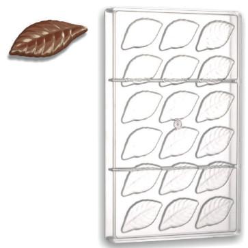 Stampo cioccolatini Foglia