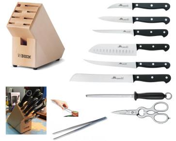 Billot IN: Billot avec couteaux Due Cigni