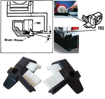 Spazzole destra e sinistra per SM-110 e SM-111