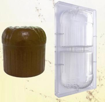 Stampo in policarbonato Panettone di cioccolato