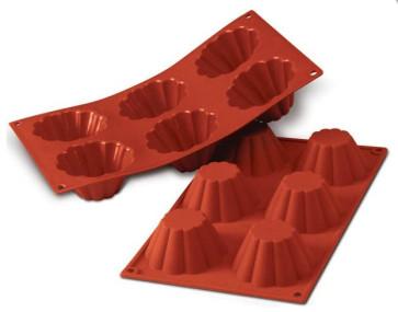 Stampo in silicone alimentare Briochette