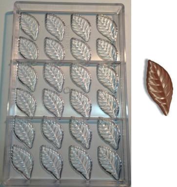 Stampo in policarbonato Foglia piccola