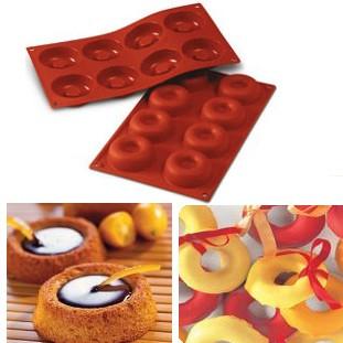 Stampo in silicone alimentare Savarin