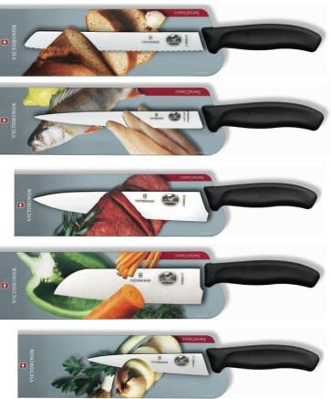 Couteaux indispensables à la cuisine Victorinox SwissClassic