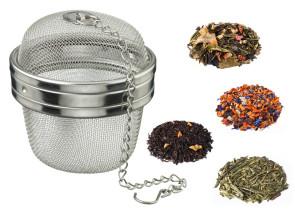 Cuoci tè, cuoci spezie gigante in acciaio