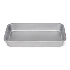 Teglia quadrata Linea Silver-Top di Patisse