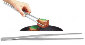 Pinzetta leggera da chef