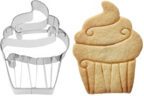 Tagliapasta Cupcake Cream Inox