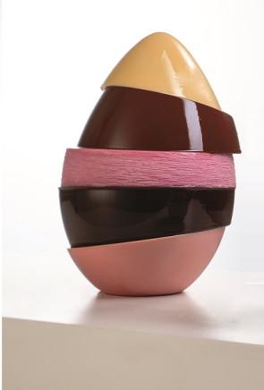 stampo martellato uova sezionate