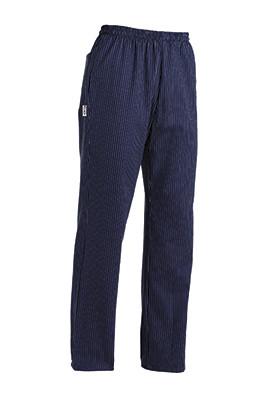 Pantalone da chef in tessuto FRANCE Unisex