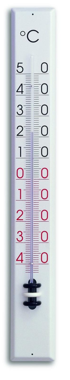 Termometro analogico a parete per interno ed esterno di TFA