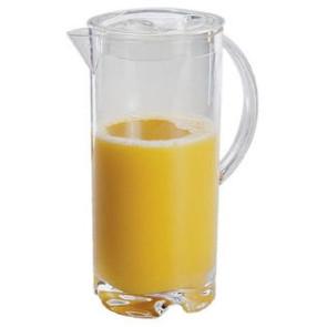 Caraffa bevande in acrilico 2 litri per buffet