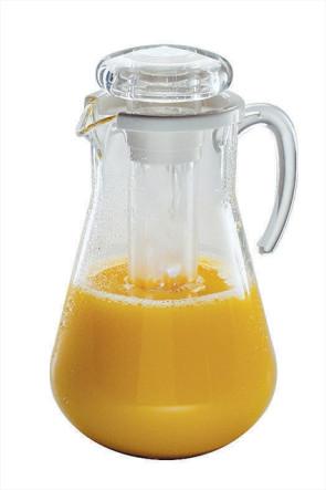 Caraffa per bevande in acrilico 3 litri