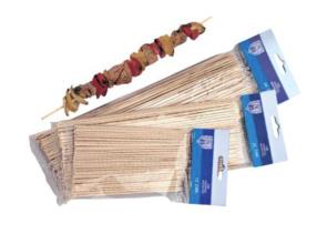 Brochettes en bois - Paquet de 100 brochettes