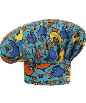 Cappello da Cuoco SHARK