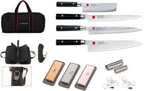 Valigetta coltelli Kasumi