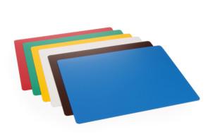 Plaques de découpe flexibles - set de 6