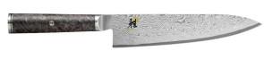 Coltello damasco 133 strati Gyutoh lama cm. 20 Serie Miyabi 5000MCD 67