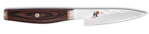 Coltello 3 strati Shoth lama cm. 9 martellata Serie Miyabi 6000 MCT