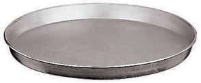 Plat à four acier aluminé 32 cm.